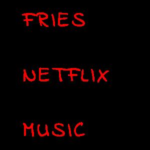 Netflix & Wine T-Shirt